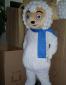 供应卡通人偶服装,卡通动漫服装,玩具服装卷毛喜羊羊