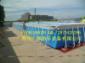 水上移动乐园 大型充气水上乐园 支架式 移动水上乐园